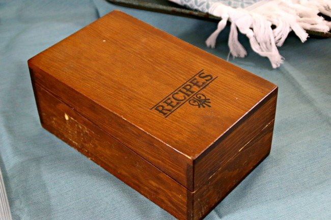VRP009 - Wood Box