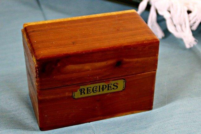 VRP015 - Wood Box