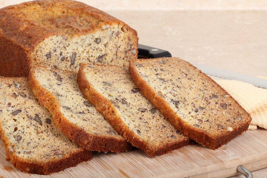 bigstock Sliced Nut Bread 29507240