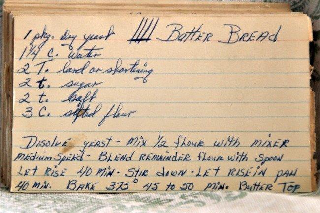 Batter Bread