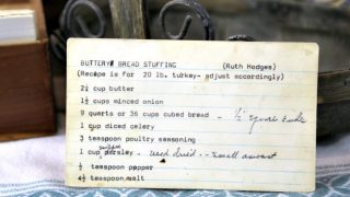 Buttery Bread Stuffing