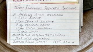Gerry Blackwell's Vegetable Casserole