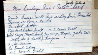 Mrs Beasley's Rice and Potato Soup