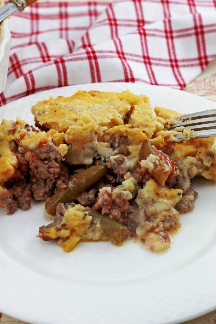 Shepherd's Pie With Hamburger 4