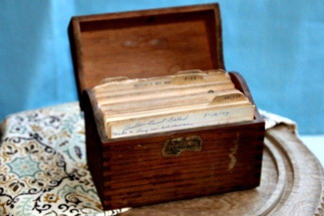 VRP017 - Wood Box