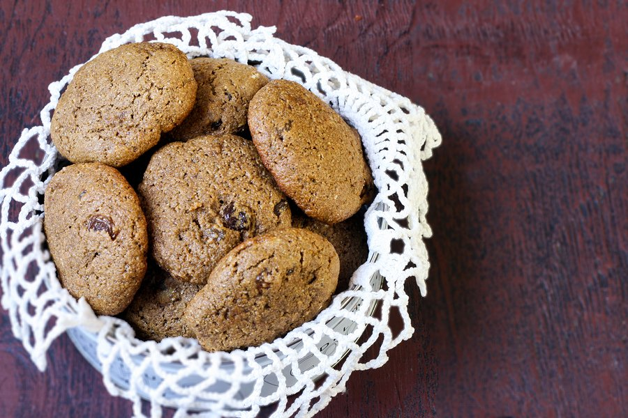 bigstock Ginger Molasses Cookies 79441057