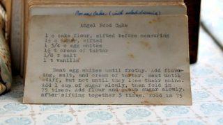 Angel Food Cake (VRP 001)