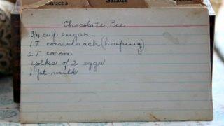 Chocolate Pie (VRP 001)