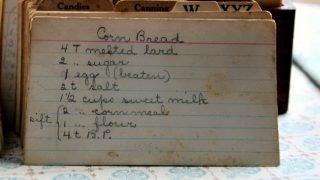 Cornbread (VRP 001)