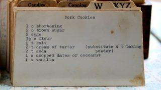 Fork Cookies (VRP 001)