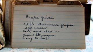 Grape Juice (VRP 001)