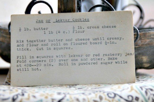 Lekvar Cookies