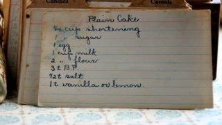 Plain Cake (VRP 001)