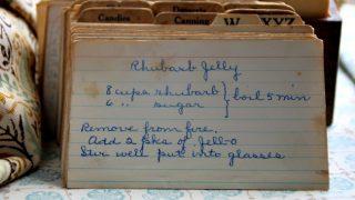 Rhubarb Jelly Recipe (VRP 001)