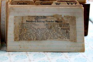 Standard Baking Powder Biscuit