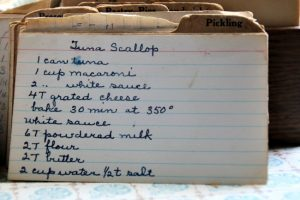 Tuna Scallop