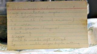 White Sugar Cookies (VRP 001)