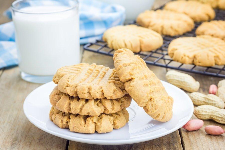 bigstock Freshly Baked Homemade Peanut 102535250