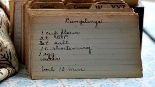 Dumplings (VRP 001)