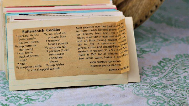 Butterscotch Cookies 1 e1543206221719