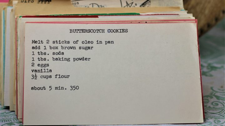 Butterscotch Cookies 2 e1543448251811