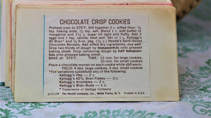 Chocolate Crisp Cookies e1543234033449