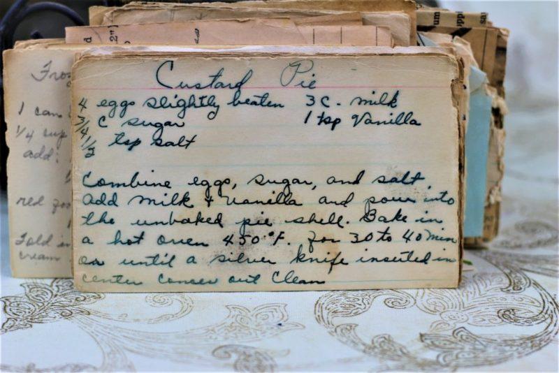 Custard Pie