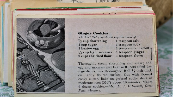 Ginger Cookies e1543458239505