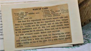 Madcap Cake