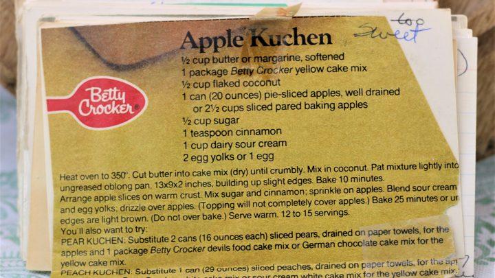 Apple Kuchen e1544642961303