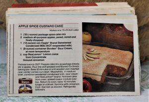 Apple Spice Custard Pie