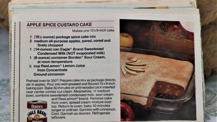 Apple Spice Custard Pie e1544377490949