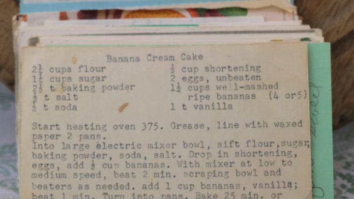 Banana Cream Cake e1544644318973