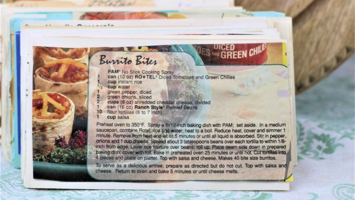 Burrito Bites