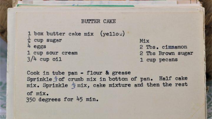 Butter Cake e1544137080725