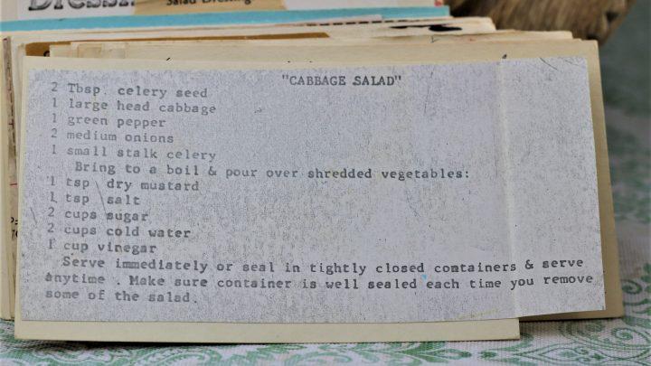 Cabbage Salad e1543980673915