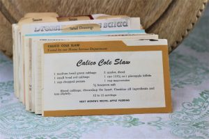 Calico Cole Slaw