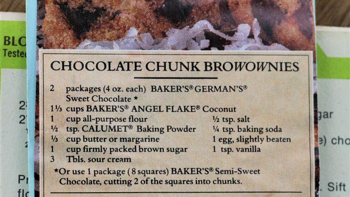 Chocolate Chunk Brownies e1544641301780