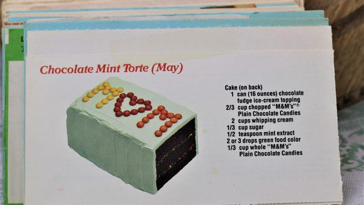 Chocolate Mint Torte e1544633966816