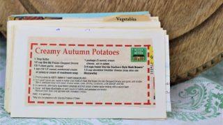 Creamy Autumn Potatoes