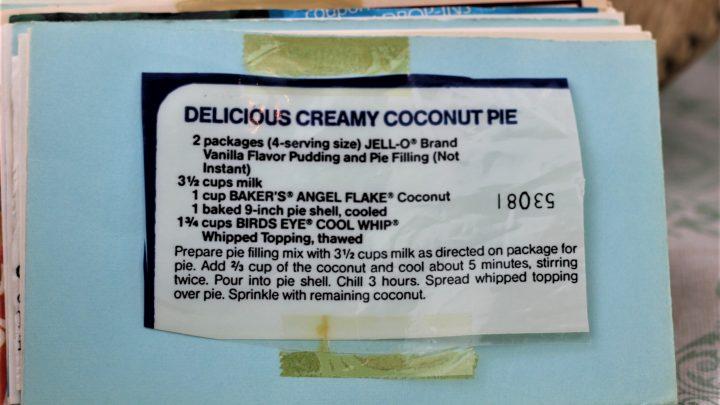 Delicious Creamy Coconut Pie e1544300983409