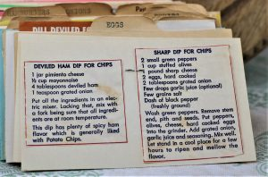 Deviled Ham Dip for Chips