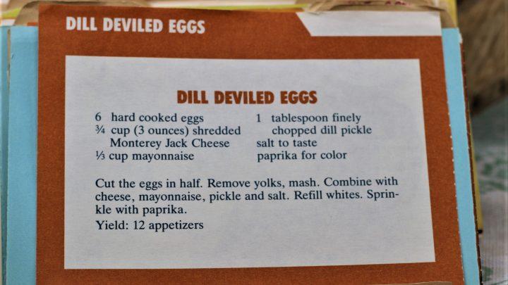 Dill Deviled Eggs e1543972317178