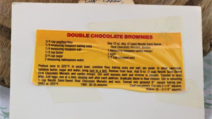 Double Chocolate Brownies e1544641868425