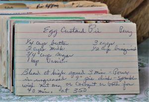 Egg Custard Pie e1543979526297