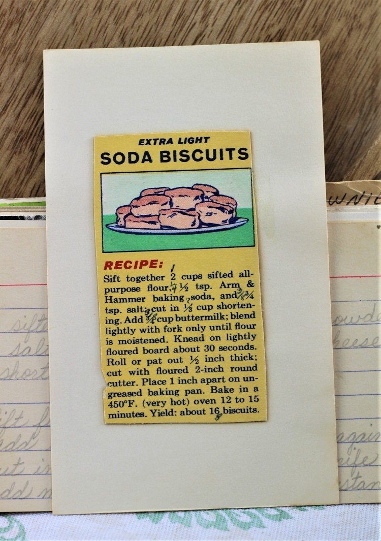 Extra Light Soda Biscuits