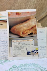Hot Ham and Cheese Pockets