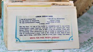 Lemon Dream Bars
