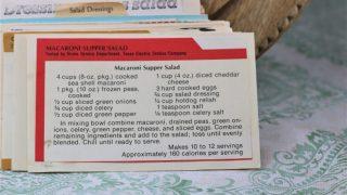 Macaroni Supper Salad
