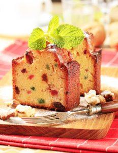 National Fruit Cake Month